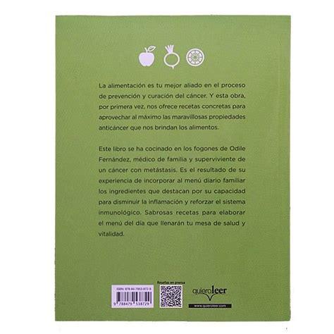 libro mis recetas de cocina libro quot mis recetas de cocina antic 225 ncer quot odile fern 225 ndez