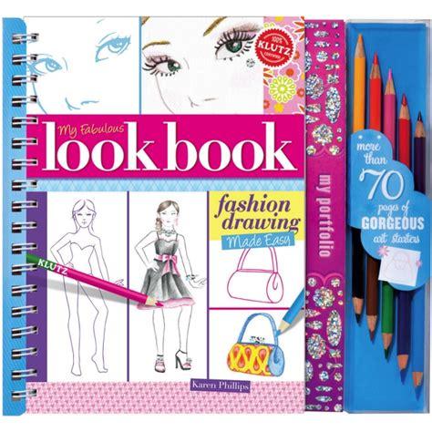 fashion design art kit weekend kits blog klutz kits for crafty kids teens