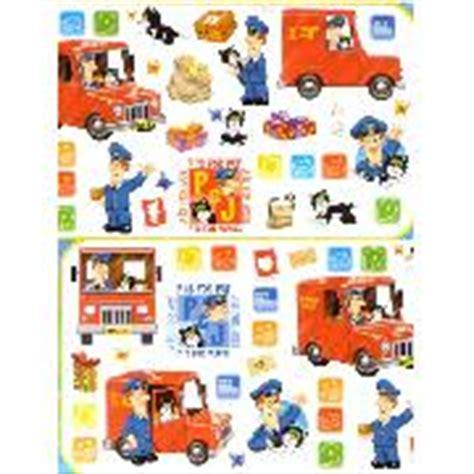 postman pat wall stickers postman pat postman pat bedroom postman pat theme