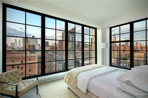 empty apartment bedroom and new york city apartments sky garage penthouse in new york city hiconsumption