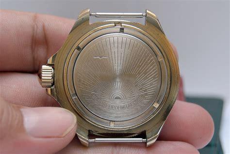 Jam Tangan Russia jam tangan 4 u jam tangan russia boctok manual winding