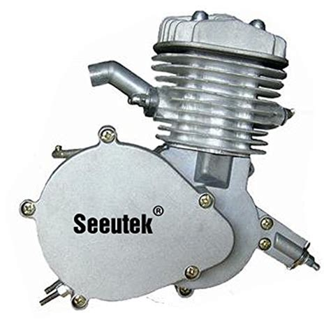 80cc Motorized Bicycle Top Speed by Seeutek Pk80 80cc Bicycle Engine Kit 2 Stroke Gas