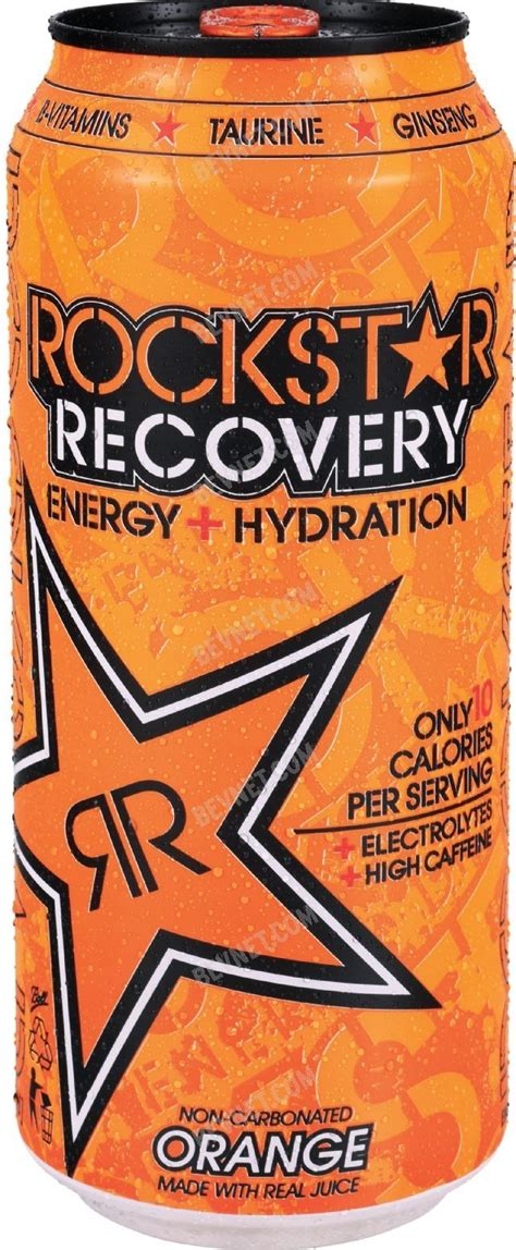 energy drink you to be 18 to buy recovery orange 2011 rockstar energy drink bevnet