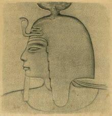 vaso funerario egizio tausert