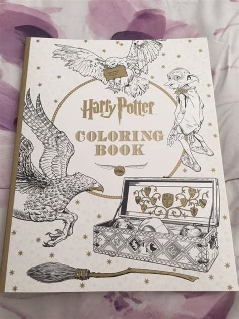 reddit harry potter coloring book harry potter coloring book more pictures in