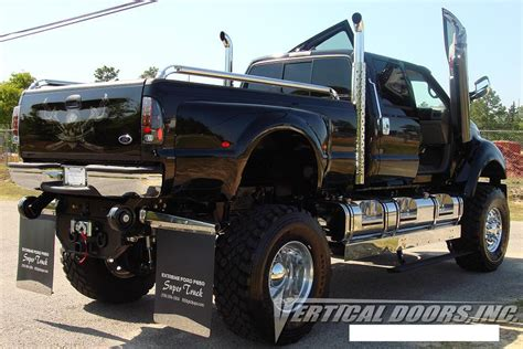 vertical doors bad trucks