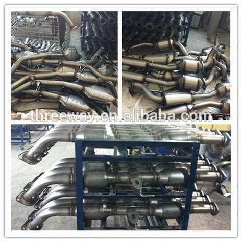 dual  single  magnaflow hot sell catalytic