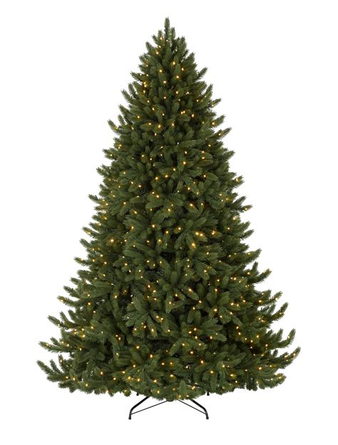 vermont white spruce led christmas trees balsam hill