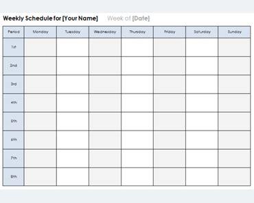 hourly weekly calendar template hourly calendar printable printable weekly calendar