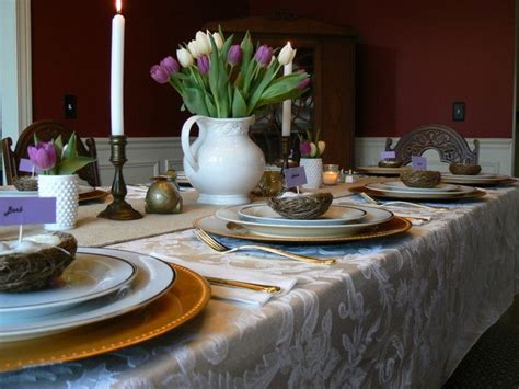 dining room tablescapes tablescapes decorating traditional dining room