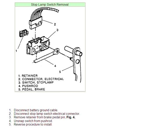 how do you replace a light switch service manual how to replace stoplight switch on a 2002