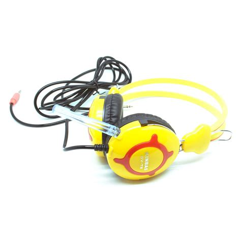 Kinbas High Quality Hifi Gaming Headset With Microphone Vp X9 1 kinbas high quality hifi gaming headset with microphone