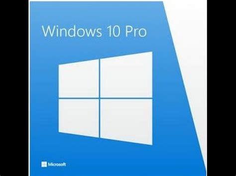 install windows 10 pro install windows 10 pro to virtual box youtube