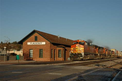 depot and freight town flagstaff