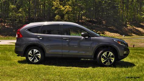2015 Honda CR V Touring AWD Review