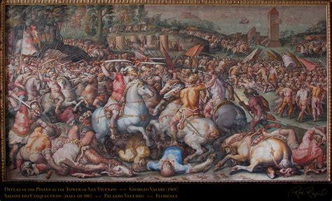 vasari s de battaglia di marciano van giorgio vasari blz 112