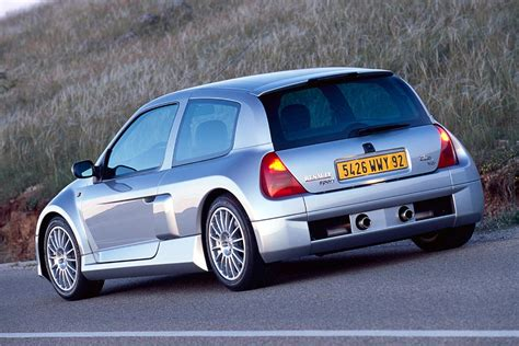 Auction Results And Data For 2001 Renault Clio Sport V6