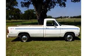1975 Dodge D100 Parts 1975 Dodge D100 Original Truck For Sale Hotrodhotline