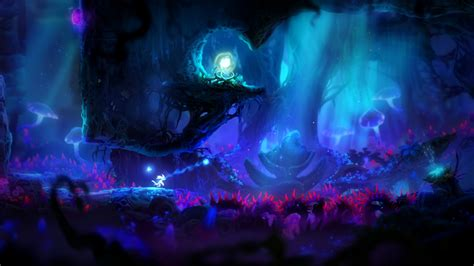 Shafia Ori By Be Glow by Ori And The Blind Forest Definitive Edition Opens A Whole