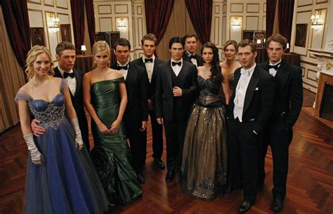The Vampire Diaries Cast   Shows, movies, & mags!   Pinterest