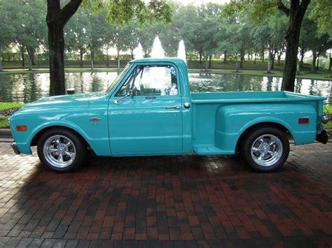 short bed truck cer craigslist 1968 chevrolet c 10 short bed pickup 66206