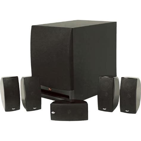 klipsch hd theater 1000 home theater system hd theater