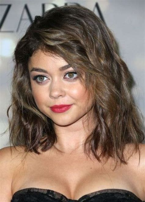 haircut for round face and long hair 50 most flattering hairstyles for round faces fave