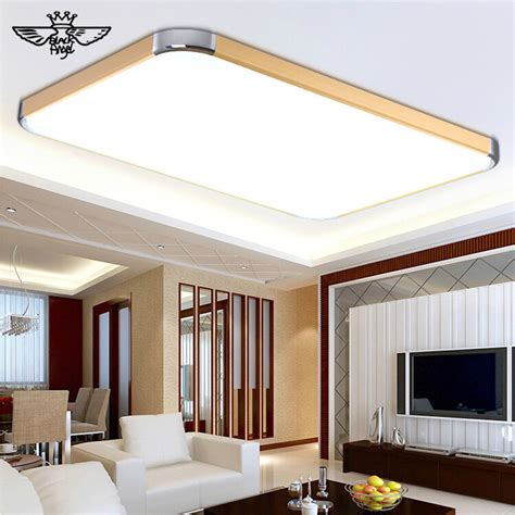 Decorative Room Lights by 2015 Surface Mounted Modern Led Ceiling Lights For Living