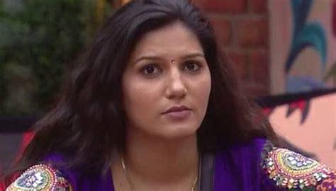 sapna choudhary big boss bigg boss 11 contestant sapna choudhary married already