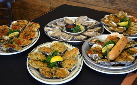 oyster house mobile best oyster bars in america travel leisure