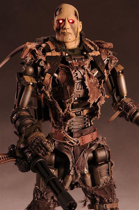 Toys Terminator Salvation T 600 Concept Version review and photos of toys terminator salvation t 660 exclusive figure
