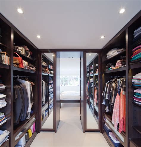dressing room lights Closet Contemporary with double doors french doors beeyoutifullife.com