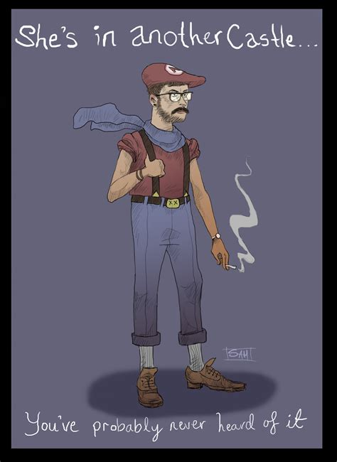heard super swing it s called hipster mario you ve probably never heard of