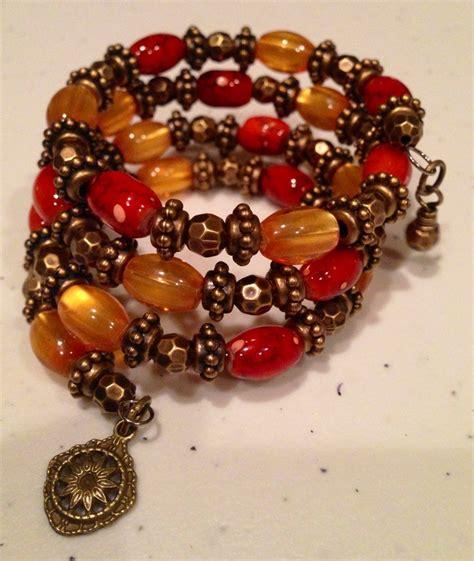 Handmade Memory Wire Bracelets - memory wire bracelet jewelry