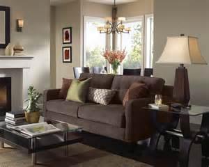 dunkelbraunes sofa brown living room ideas modern house