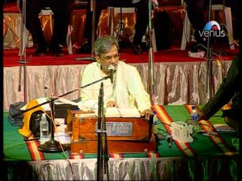 beej ankure ankure phite andharache jale shridhar phadke sangeet sandhya