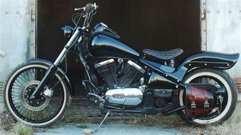 Kawasaki Bobber Kits by Kawasaki Vulcan 800 Vn800 Bobbercycle Motorcycle Bobber