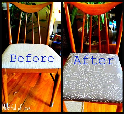 recovering dining room chair cushions nestful of an easy upgrade