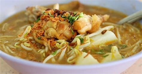 resep soto ayam special enak  lezat cita rasa indonesia