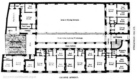 Old English Cottage House Plans Model Dwellings And Model Lodging Houses