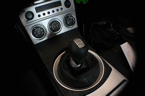 350z Shift Knob Removal by How To Replace Your Nissan 350z Shift Knob With An