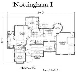 Storybook Floor Plans by Storybook Home Plans Old World Styling For Modern