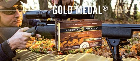 new federal factory ammo loaded with berger bullets