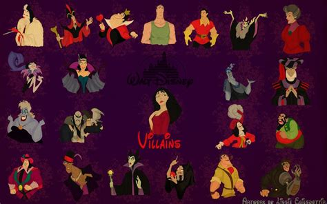 wallpaper disney villains villain wallpapers wallpaper cave