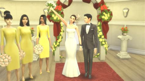 sims 4 wedding my sims 4 blog wedding poses by waifusims
