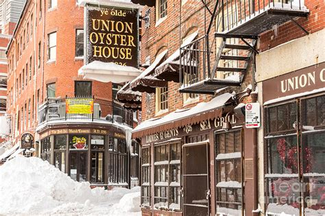 union oyster house union oyster house in winter by susan cole kelly