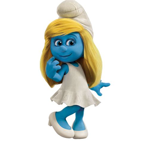 The Smurfs smurfette icon the smurfs 2 iconset designbolts