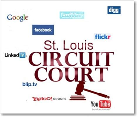 St Louis Mo Court Records Tweeting While Serving On Jury Duty