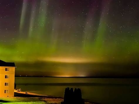 When Can You See The Northern Lights In Iceland by Where Can You See Northern Lights Michigan Wednesday