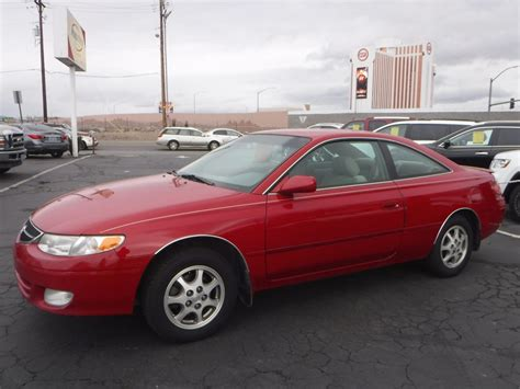 2000 Toyota Solara For Sale 2000 Toyota Solara Se For Sale By Owner At